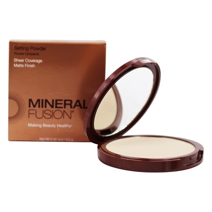Mineral Fusion - Setting Powder - 0.32 oz.