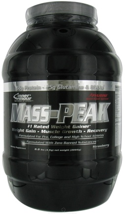 Zoom View - Mass Peak Weight Gainer