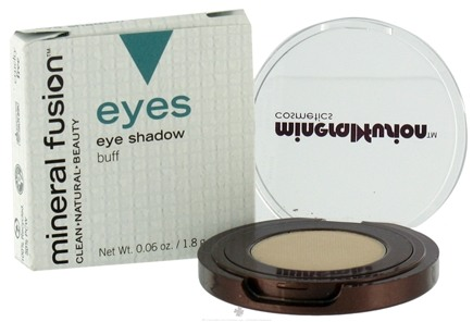 DROPPED: Mineral Fusion - Eyes Eye Shadow Buff - 0.06 oz. CLEARANCE PRICED