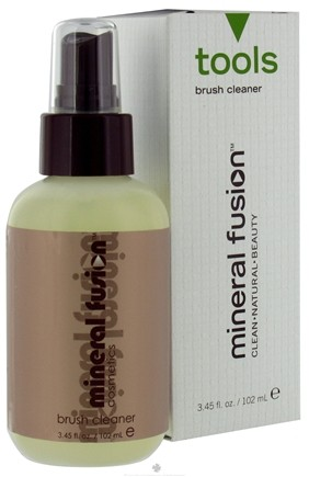 DROPPED: Mineral Fusion - Tools Brush Cleaner - 3.45 oz. CLEARANCE PRICED