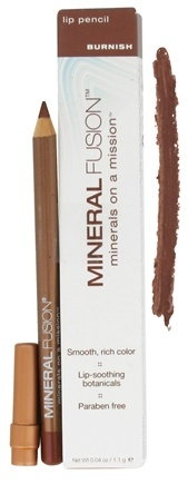 DROPPED: Mineral Fusion - Lip Pencil Burnish - 0.04 oz. CLEARANCED PRICED