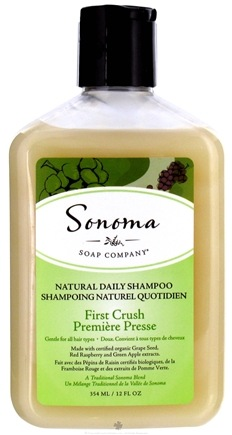 DROPPED: Sonoma Soap - Natural Daily Shampoo First Crush - 12 oz. CLEARANCE PRICED