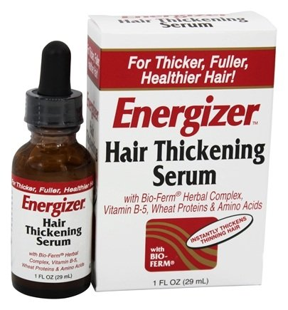 Zoom View - Energizer Hair Thickening Serum with Bio-Ferm
