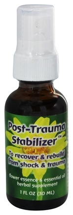 DROPPED: Flower Essence Services - Post-Trauma Stabilizer - 1 oz.
