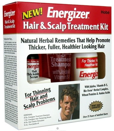 Zoom View - Energizer Hair Thickening Pak