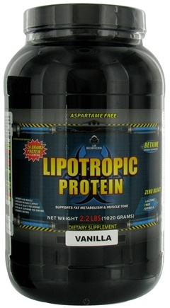 DROPPED: LG Sciences - Lipotropic Protein Vanilla - 2.2 lbs. CLEARANCE PRICED