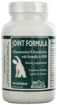 DROPPED: UAS Laboratories - Joint Formula Glucosamine Chondroitin - 120 Capsules SPECIALLY PRICED