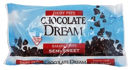 Dream - Chocolate Dream Semi-Sweet Baking Chips - 10 oz. Formerly Sunspire