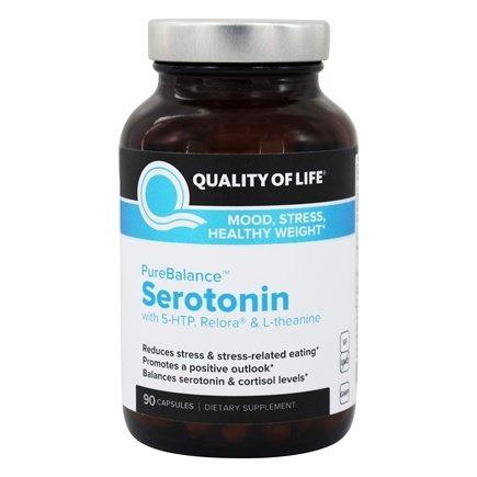 Zoom View - PureBalance Serotonin Plus For Weight Loss & Mood Support