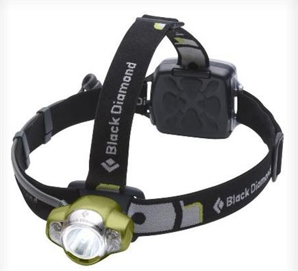 Zoom View - Icon Headlamp Lime