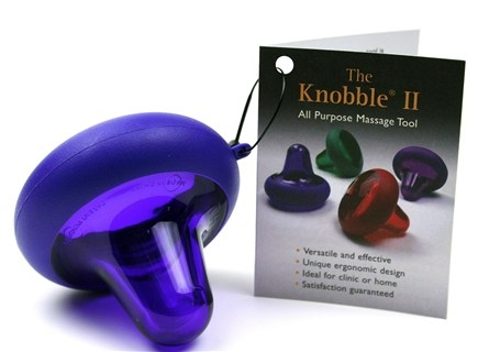 Zoom View - The Original Knobble II Amethyst Purple