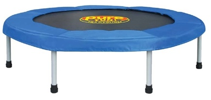 DROPPED: Pure Fun Trampolines - Mini Trampoline 9002MT - 38 in.