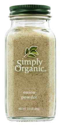 Simply Organic - Onion Powder - 3 oz.