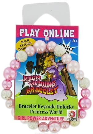 DROPPED: Zorbitz - Children's Magic Wishing Bracelet Girl Power Adventure - CLEARANCE PRICED