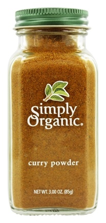 Simply Organic - Curry Powder - 3 oz.