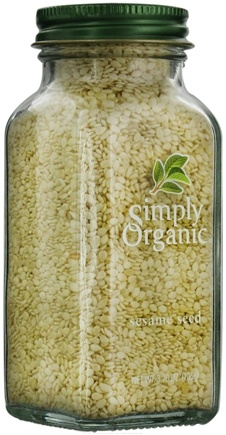 DROPPED: Simply Organic - Sesame Seed - 3.7 oz.