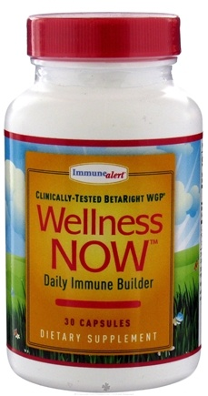 DROPPED: Wellness NOW - Daily Immune Builder - 30 Capsules CLEARANCE PRICED