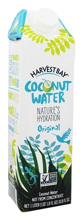 Harvest Bay - All-Natural Coconut Water Original - 33.8 fl. oz.