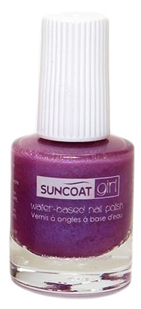 Zoom View - Girl Water-Based Nail Polish Princess Purple