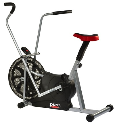 Zoom View - Dual Action Fan Exercise Bike
