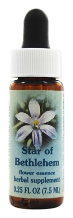 DROPPED: Flower Essence Services - Healing Herbs Dropper Star of Bethlehem - 0.25 oz.