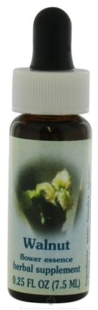 DROPPED: Flower Essence Services - Healing Herbs Dropper Walnut - 0.25 oz. CLEARANCED PRICED