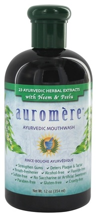 Zoom View - Ayurvedic Mouthwash
