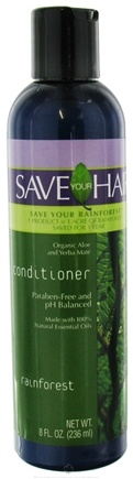 Zoom View - Save Your Hair Conditioner Rainforest