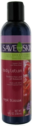 Zoom View - Save Your Skin Body Lotion