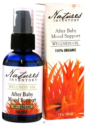 DROPPED: Nature's Inventory - Wellness Oil 100% Organic After Baby Mood Support - 2 oz.