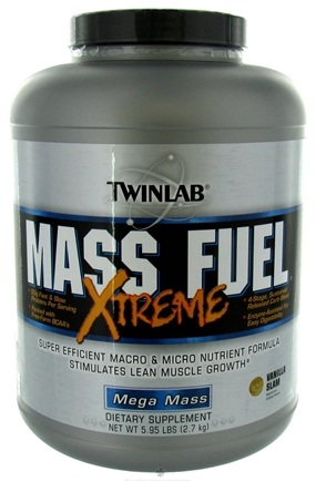 Zoom View - Mass Fuel Xtreme Powder