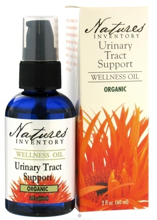 DROPPED: Nature's Inventory - Wellness Oil Organic Urinary Tract Support - 2 oz. CLEARANCE PRICED