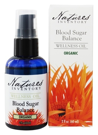 Nature's Inventory - Wellness Oil Organic Blood Sugar Balance - 2 oz.