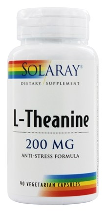 Zoom View - L-Theanine Anti-Stress Formula