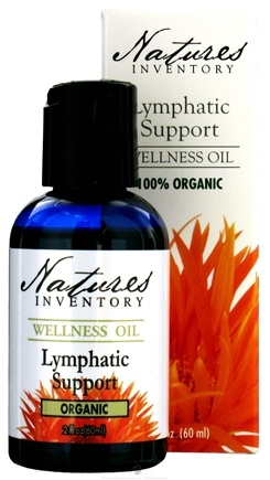 Zoom View - Wellness Oil 100% Organic Lymphatic Support