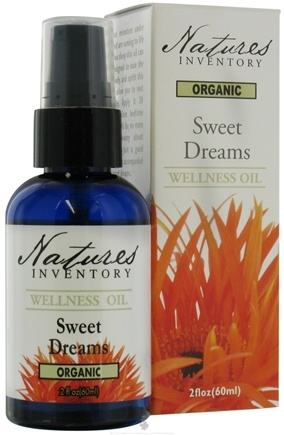 Zoom View - Wellness Oil Organic Sweet Dreams