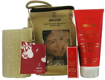 DROPPED: Weleda - Pomegranate Body Care Gift Kit