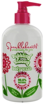 Zoom View - Bubbling Blooms Body Wash All Natural Sweet Fragrance