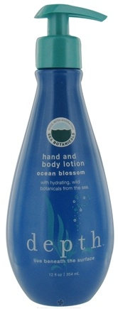 Zoom View - Hand And Body Lotion Ocean Blossom