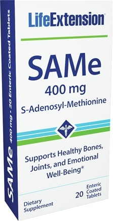 Zoom View - SAMe S-Adenosyl-Methionine