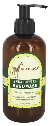 Zoom View - Organic Shea Butter Hand Wash With Essential Oil
