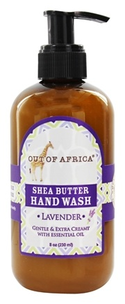 Zoom View - Shea Butter Hand Wash