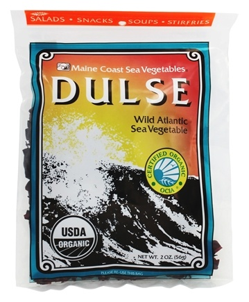Zoom View - Wild Atlantic Dulse
