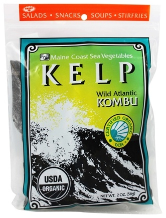 Zoom View - Wild Atlantic Kombu Kelp