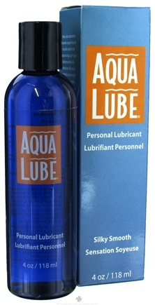 DROPPED: Mayer Laboratories - Aqua Lube Personal Lubricant - 4 oz.