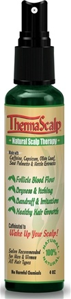 Zoom View - ThermaScalp Natural Scalp Therapy