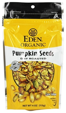 Zoom View - Organic Pumpkin Seeds Dry Roasted