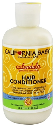 California Baby - Aromatherapy Hair Conditioner Calendula - 8.5 oz.