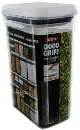 DROPPED: OXO - Good Grips POP Container Medium Rectangle - 2.5 qt. CLEARANCE PRICED