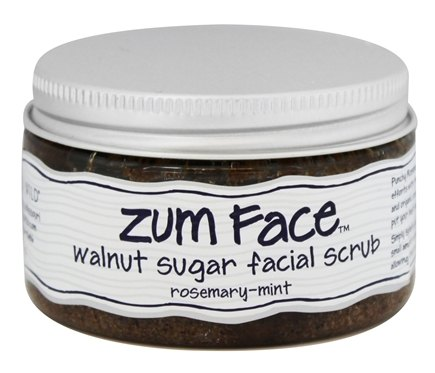 Zoom View - Zum Face Walnut Sugar Facial Scrub